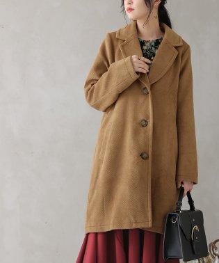 『n'Orロングジャケットコート』
