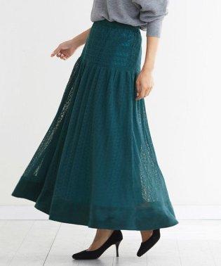 レース切り替えスカート