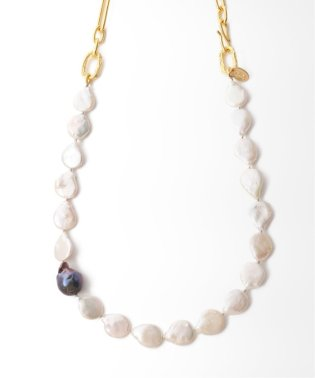 【Lizzie Fortunato/リジーフォルトゥナート】 Harbor Necklace in Pear:ネックレス