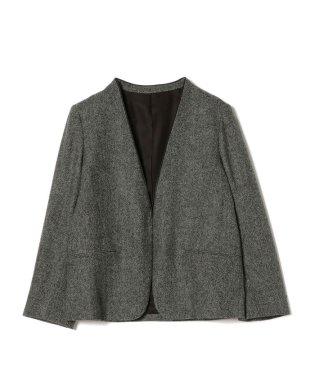 【セットアップ対応可能】ウールノーラペルジャケット