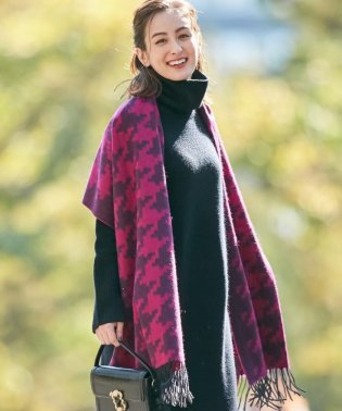 Cashmere Reversible ストール