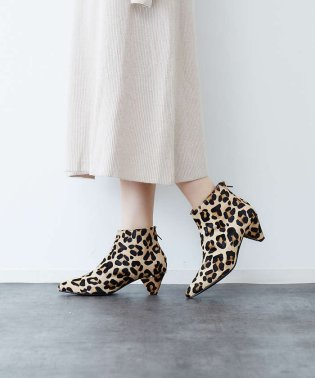 NeQuittez pas Pointed Boots