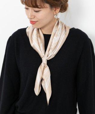 ミックス柄スカーフ