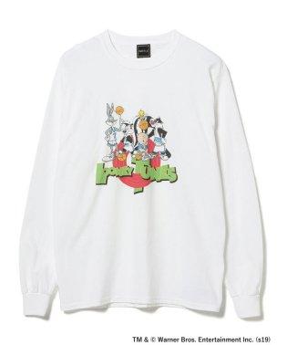 Wiffle × BEAMS / LOONEY TUNES ロングスリーブ Tシャツ