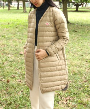 【DANTON】INNER DOWN COAT