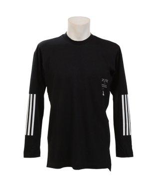 アディダス/メンズ/M ID 長袖Tシャツ