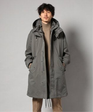 THE RERACS / ザ リラクス LONG MODS COAT WITH LINER