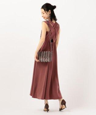 Virca:バッククロスドレス