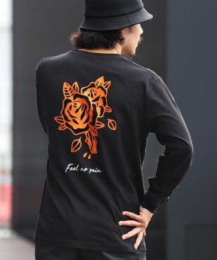 【SPECIAL PRICE】BEAMS T / FEEL NO PAIN LONG SLEEVE TEE