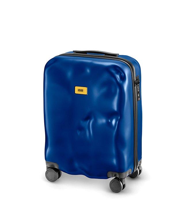 (CRASH BAGGAGE/クラッシュバゲージ)クラッシュバゲージ スーツケース 機内持ち込み Sサイズ 40L かわいい 軽量 CRASH BAGGAGE cb161/ユニセックス ブルー系1
