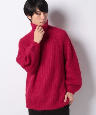 【SHIPS JET BLUE】WILLY:CAGUAMA SWEATER