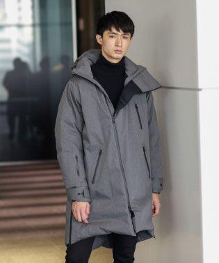 【SNOW】ロングダウンジャケット
