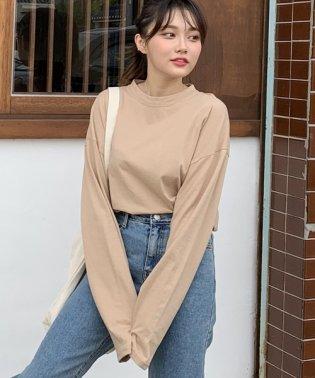 SONYUNARA(ソニョナラ)KIBUN長袖Tシャツ-