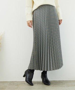 エステルアコーディオンプリーツスカート