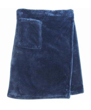 ルボア 巻きスカート ネイビー