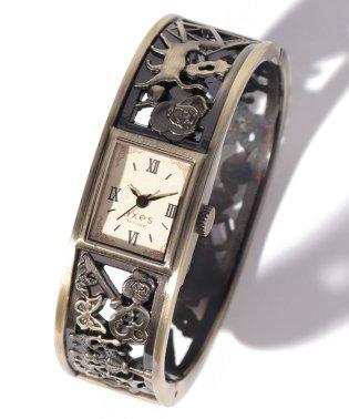 アンティークバングル腕時計