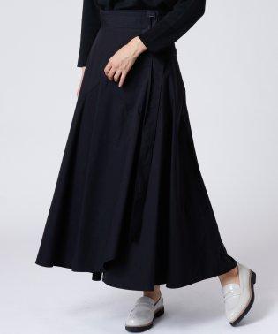 [RADIATE]フレアラップスカート