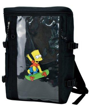 ザ シンプソンズ The Simpsons BOXリュック スケボー SMP ナイロン