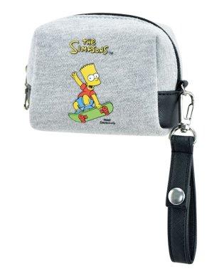 ザ シンプソンズ The Simpsons ミニミニポーチ スケボー SMP スウェット