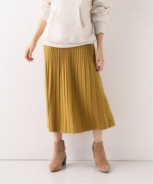 【INDI&COLD】Knit Skirt / ニットスカート