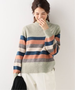 【INDI&COLD】Stripe Sweater /  ストライプセーター