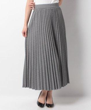 千鳥格子プリーツスカート