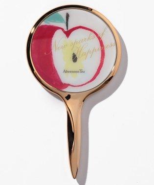 りんごハンドミラー