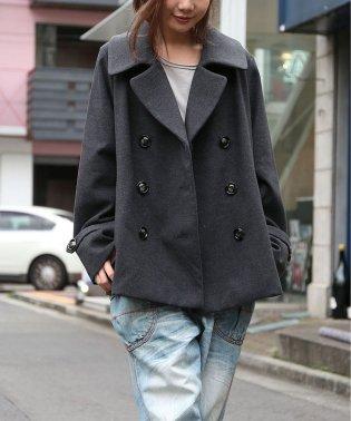 『somari本命9colorsデザインPコート』