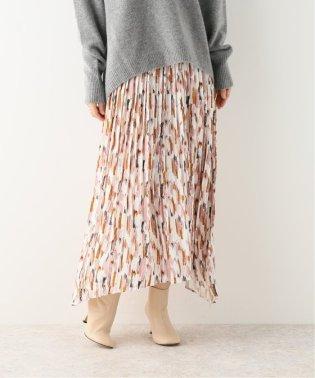 【AERON】 プリントスカート