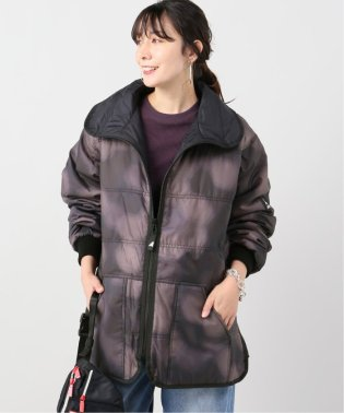 【ARK AIR/アークエア】REVERSIBLE QUILTED JACKET(CAMO):ジャケット