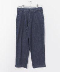 RICCARDO METHA DENIM ONE WASH 1TUCK WIDE