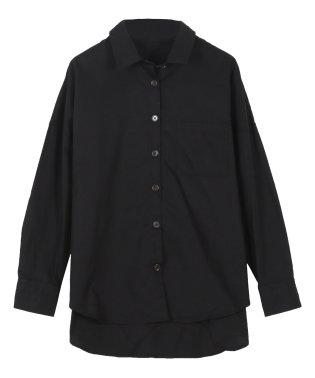 ビッグシャツジャケット [K855]