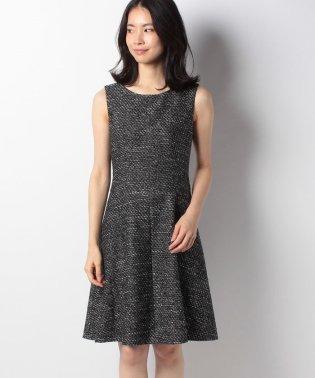 【セットアップ対応】ロービングツィードドレス