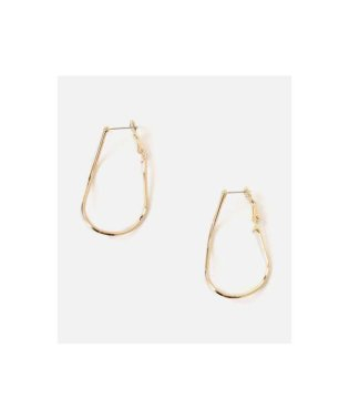 NARROW HOOP EARRING