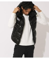 SHIRAY HOODED PADDED VEST