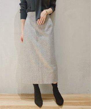 Tweed Tight スカート◆