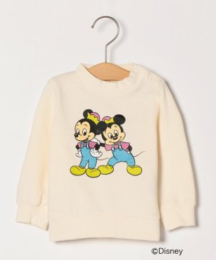SHIPS DISNEY COLLECTION:プリント スウェット(80~90cm)