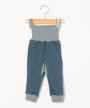 SHIPS KIDS:腹巻き キルト パンツ(80~90cm)