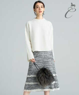 【Class Lounge】BELLANDI TWEED スカート