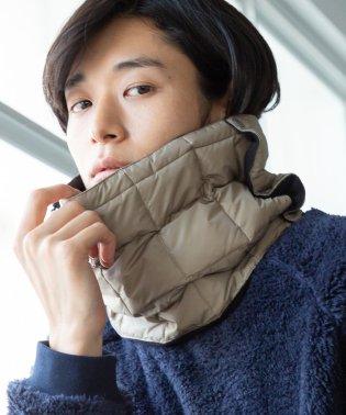 【至極の逸品】TAION(タイオン)ダウンネックウォーマー