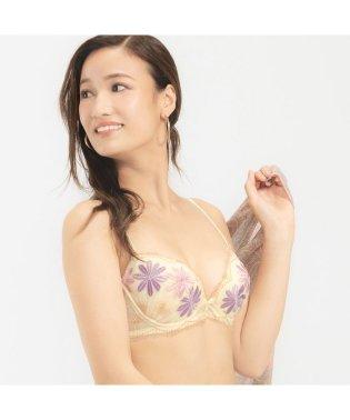 コスメティックスタイル 大花レース ブラ&ショーツセット CS02(B~E)