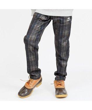 アタタカチェック柄パンツ(120~160cm)