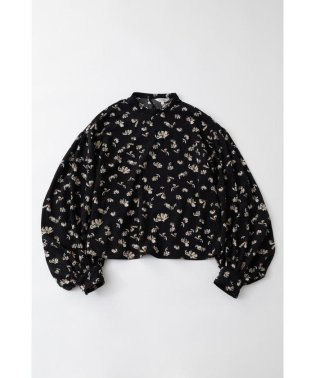 FALL FLOWER VOLUME SLEEVE ブラウス