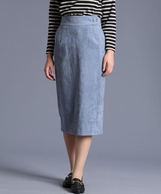 《Luftrobe》コーデュロイタイトスカート