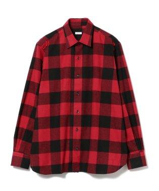 ORIAN / バッファロー オーバーシャツ