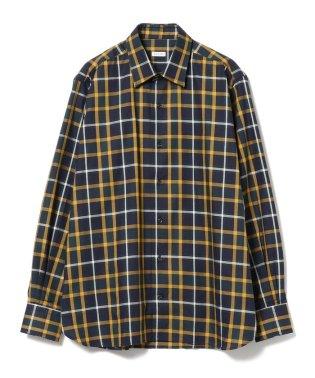 ORIAN / ウィンドウペン オーバーシャツ