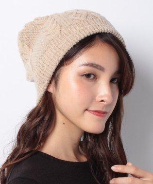 アランニット帽