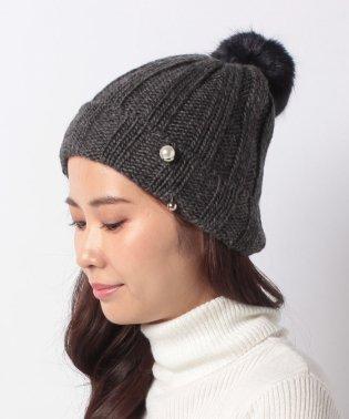 3WAYリブニット帽