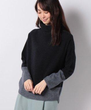 12G 天竺表目×リンクスタートルネックセーター