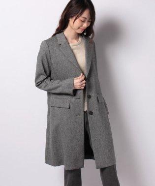 【セットアップ対応】シルクネップヘリンボンジャケット